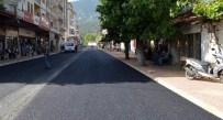Büyükşehirden Gündoğmuş Sokaklarına Sıcak Asfalt
