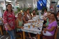 SEVAL AKTAŞ - CHP'li Kadınlar Kahvaltıda Buluştu