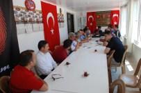 EMIN ÖZTÜRK - Didim 75 Gençlik Genel Kurulunu Yaptı