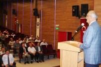 MUSTAFA TEMIZ - Başkan Yılmaz Açıklaması 'İlçeleri Tarımla İhya Edeceğiz'