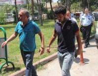 SÖZLEŞMELİ ÇALIŞAN - Okul Müdürüne Bıçak Çeken Baba-Oğul Gözaltına Alındı