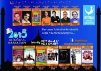 KAYRA ŞENOCAK - Aliağa'da Ramazan Programı Hazır