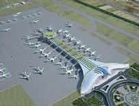 3. HAVALİMANI - Danıştay'dan 3. Havalimanı'na durdurma kararı