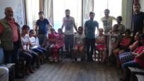 TRAKYA ÜNIVERSITESI - Gazeteciler Derneğinde Alt Gelir Grubu Ailelerin Çocuklarına Kurs Verilecek