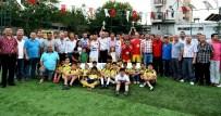 MUTLU AKÜ - Sanayi Esnaf Turnuvası'nda Elvan Boya Şampiyon