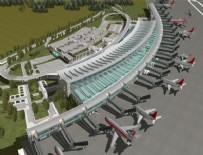 3. HAVALİMANI - 3. Havalimanı inşaatı durduruldu mu?