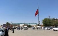 AKÇAKALE SINIR KAPISI - Kürt Grupların Tel Abyad'ı Ele Geçirmesi