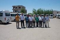 MİNİBÜS DURAĞI - Minibüs Sürücülerinden Vali Demirtaş'a Teşekkür