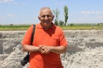 MEKE GÖLÜ - MTA'dan Karapınar'a Jeolojik Gezi