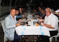 Belediye Başkanı Arslan İlk Orucunu Vatandaşlarla Açtı