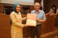 FATIH AKBULUT - Büyükşehir Personeli Eğitim Sonrası Sertifikalarını Aldı