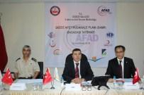 KAZıM KARABULUT - Düzce Afet Müdahale Planı Masabaşı Tatbikatı Yapıldı