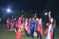 OKUL ÇATISI - My Kolej'den Görkemli Mezuniyet Töreni