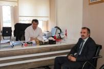 CENGİZ YAVİLİOĞLU - AK Parti Milletvekili Cengiz Yavilioğlu'nda İHA'ya Ziyaret