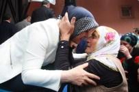 AK Parti Trabzon Milletvekili Adayı Köseoğlu, Çaykara'da Coşkulu Kalabalığa Seslendi