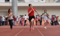 BERNA LAÇİN - 'Cheetos Türkiye'nin En Hızlısı' Yarışması Yapıldı