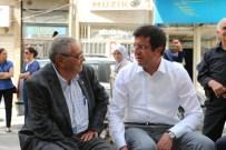MERMER FABRİKASI - Ekonomi Bakanı Zeybekci, Denizli'de