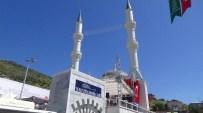İliç'e İnşa Edilen Yusuf Ziya Demir Camisi İbadete Açıldı