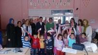 Pınarbaşı'nda Öğrencilere Diş Macunu Ve Diş Fırçası Dağıtıldı