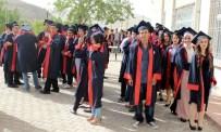 Savur Nuri Cıngıllıoğlu Anadolu Lisesi'nde Mezuniyet Sevinci