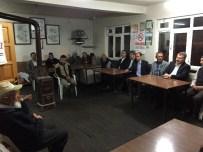 CIHANGAZI - AK Parti Bilecik Milletvekili Eldemir, Teşekkür Ziyaretine Çıktı