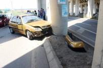 AHMET TOPRAK - Tekirdağ'da Trafik Kazası