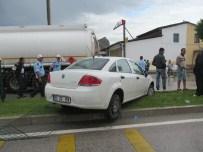 EMIN ÖZTÜRK - Tokat'ta Trafik Kazaları