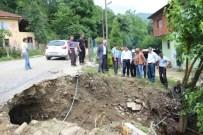 KOZCAĞıZ - Milletvekili Tunç Selde Zarar Gören Köyleri Ziyaret Etti