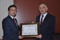 KELAYNAK - AK Parti Giresun Milletvekili Turhan Alçelik Mazbatasını Aldı