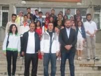 KÜRE KAYMAKAMLIĞI - Finali Nevşehir Teknik Gezisi İle Noktaladılar