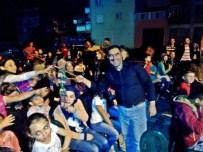 KOZCAĞıZ - Kozcağız'da Hacivat Karagöz Oyunu İlgiyle İzlendi