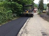 ARİF KARAMAN - Fındıklı'da Köy Yolları Yenileniyor