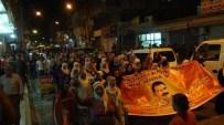 MITANNI - Nusaybin'de Abdullah Öcalan'a Özgürlük Yürüyüşü Yapıldı