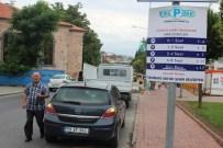HÜSEYIN BEKTAŞ - Tekirdağ'da Ana Caddelere Park Ücretli Oldu