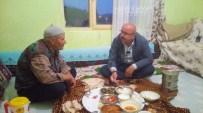 Başkan Samur, İftarını Halkla Birlikte Açıyor