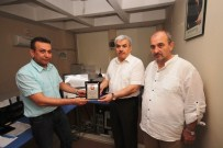 HASAN TOPÇU - Bursa'da Çalınan Ticari Taksi Manisa'da Yakalandı