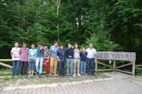 Taşköprü Belediye Ortaokulu Öğrencileri Samsun Ve Bolu'yu Gezdi