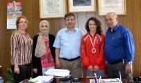 AHMET ARABACı - Dünya Şampiyonu İlknur Gedik, Tekrar Milli Takım'a Seçildi