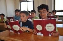 ESMAÜL HÜSNA - Manavgat'ta Anadolu Gençlik Yaz Kursu Düzenleniyor