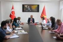 TURHAN TOPÇUOĞLU - Turhan Topçuoğlu Şehir Parkı, İhale Edildi