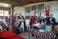 Yenice Çırpılar Köyü Termik Santral ÇED Toplantısı Yapıldı