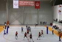 AYDIN SÖKE - Yıldız Kızlar Alt Yapı Türkiye Voleybol Şampiyonası Nevşehir'dde Gerçekleştiriliyor