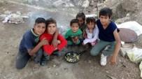 ROJDA - 9 Kişilik Ailenin TEK Göz Barakada Yaşam Mücadelesi