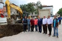 Taşköprü'de Meydan Düzenlemesi Ve Otopark Projesi