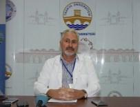 TRAKYA ÜNIVERSITESI - Trakya Üniversitesi Amatem Sorumlusu Öğretim Üyesi Prof. Dr. Vardar Açıklaması