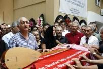 YILDIRAY SAPAN - Deniz Baykal, Cemevinde Cenaze Törenine Katıldı