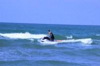AĞVA - 20 Yaşındaki Genç Denizde Kayboldu