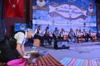 BELKIS AKKALE - Konyaaltı'nda 'Ramazan' Coşkuyla Devam Ediyor