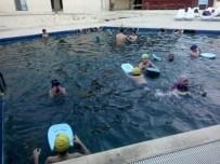 Yüzme Kurslarına İlgi