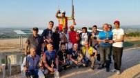 BALKI - Biga'da TEK Kurşun Ve Profesyonel Trap Yarışması